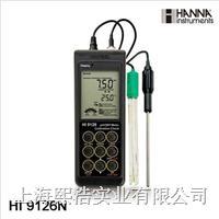 哈纳 HI9126N 便携式pH/ORP/℃酸度计 HI9126