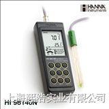 哈纳 HI98140N 便携式微电脑PH/℃测定仪 HI98140