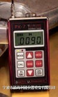 美国DAKOTA超声波测厚仪PX-7/PX-7DL最低价 PX-7/PX-7DL