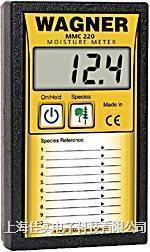 WAGNER木材水分仪MMC220木材水分测定仪/木材水分检测仪/木材含水率测定仪/木材含水量测试仪/木材测湿仪 MMC220
