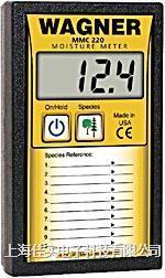 WAGNER-MMC220 感应式木材水分仪|数显木板水分仪|便携式家具水分检测仪|地板快速水份仪 WAGNER MMC220