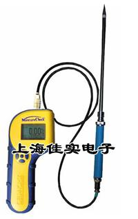美国delmhorst品牌纺织原料水分测量仪纺织原料快速水分测定仪水分仪  DH160