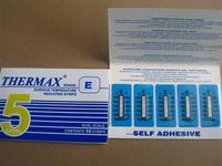 英国TMC温度美THERMAX温度热敏试纸5格 5格温度热敏试纸