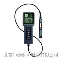 YSI 63酸度•●、盐度•●、电导•●、温度测量仪 YSI 63