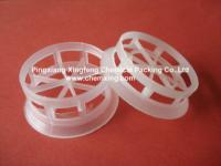 Plastic Cascade Mini Ring random packing