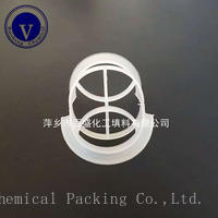 China factory direct sale Low Pressure Drop Plastic Conjugate Ring