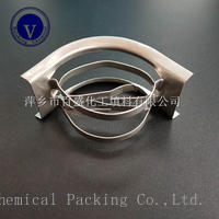 China factory direct sale Metallic Saddle ring Packing Metallic Intalox Saddle