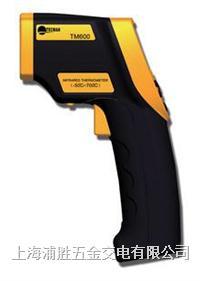 泰克曼TM600手持式非接触红外测温仪(-50℃~700℃) TM600