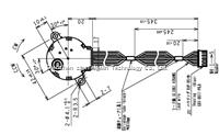 三协步进电机 MSGSC20B01