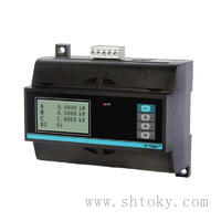 DTSD8080-L三相多功能導軌電能表