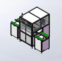 灌胶机自动线 灌胶整体解决方案 XYD-PM500