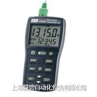 TES-1315/1316 K.J.E.T.R.S.N.温度记录表 TES-1315/1316