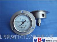上海全不锈钢压力表生产厂家Y-60BFZT Y-60BFZT