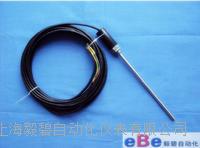 电缆式热电阻/螺纹固定式热电阻/黑导线测温棒WZP-191 WZP-191