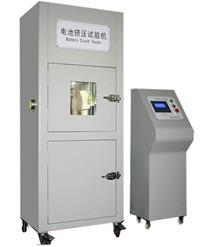 电源电池挤压试验机 电池整体实验机 GX-5067