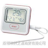 PC-3500低温温度计,电子温度计,日本SATO冷藏室温度计 1740-50/PC-3500