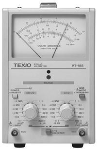 VT-185电子电压表|VT-185毫伏表|日本德仕电子电压表 VT-185毫伏表