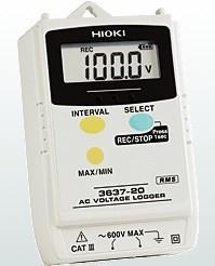 3637-20电压记录仪|AC电压记录仪3637-20|日置记录仪 3637-20电压记录仪