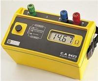 CA6423接地电阻测试仪|法国CA接地电阻测试仪 CA6423接地电阻测试仪