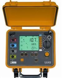 CA6472接地电阻测试仪 法国CA接地电阻测试仪 CA6472接地电阻测试仪
