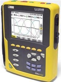 CA8334B三相电能质量分析仪|法国CA电能质量分析仪|CA8334B电能质量分析仪 CA8334B电能质量分析仪
