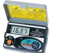 4105A/4105AH接地电阻测试仪 日本共立接地电阻测试仪 4105A/4105AH接地电阻测试仪