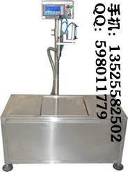 大包装液体灌装机 称重式液体灌装机
