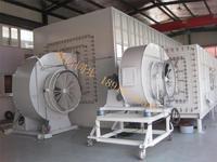 风压 风量 电流 电压 转速 噪音 震动 风机厂专用测试系统 RE-7001