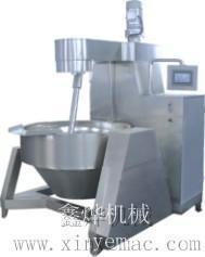 液压式粘度行星搅拌炒锅-电磁加热(全自动型0