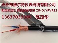 ZR-DJYPVPR22-2*2*1.5阻燃铠装计算机屏蔽电缆【维尔特牌电缆】13637033380