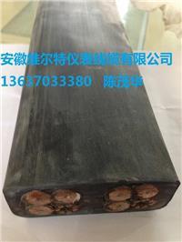 YGZB32-24*2.5抗拉耐磨硅橡胶扁电缆 YGZB32-24*2.5