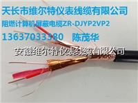 ZRC-DJVVP2-1*3*1.0阻燃计算机屏蔽电缆