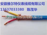 泰安市批发维尔特牌 IA-DJYPVRP-2*1.5  本安计算机屏蔽电缆 DCS专用电缆