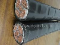 天津市维尔特牌 NH-YJV22-3*4耐火铠装电力电缆