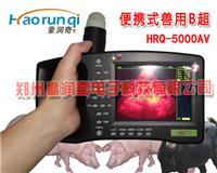 山东猪场养殖采购便携式母猪测孕仪最低报价 hrq-5000av