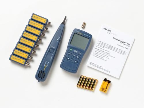 FLUKE MMP-KIT增强型电缆测试...