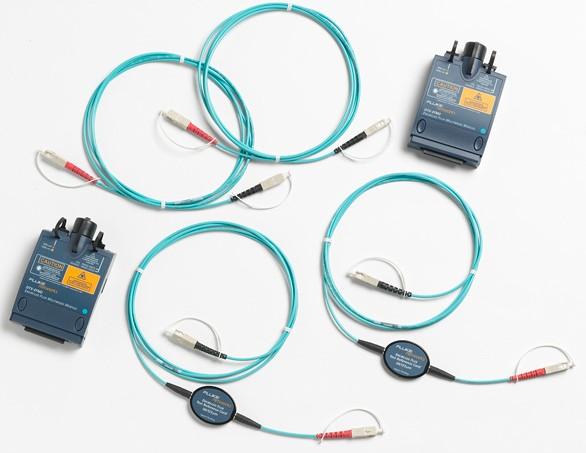 福禄克DTX–EFM2 环型通量多模光纤...