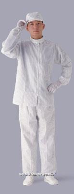 立領防靜電分體服