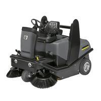 駕駛式清掃車 KM120/150R P
