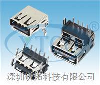USB A型母座反向型 6421-104FRXXXXXX342