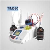 哈希 TIM58X系列容量法KF水份测定仪