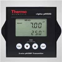 赛默飞世尔αlpha pH500 两线制pH/ORP 变送器