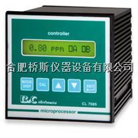 意大利匹磁CL7685在线余氯、二氧化氯、臭氧监控仪