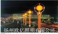 扬州中国结灯  LD