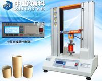 2018款出厂价批发300MM工业纸管纸芯抗压强度试验机 纸管压力试验仪 HTS-KY6200P1