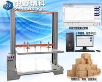 全电脑伺服纸箱抗压测试仪 整箱耐压缩试验仪,包装箱压力试验机 HTS-KY6200