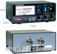 现货供应日本钻石SX-200射频功率计/DIAMOND驻波表 SX-200