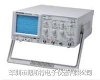 固纬GOS-6031模拟示波器 GOS-6031