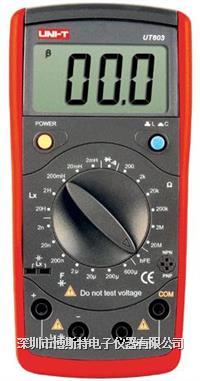 优利德UT603电感电容表 UT603