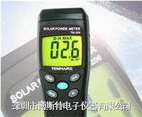 泰玛斯TM-206太阳能辐射仪 TM-206